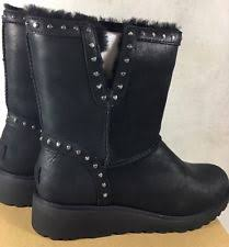 womens ugg ankle boots womens ugg wedge boots ebay