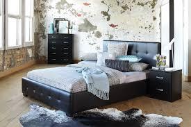 stockholm bed frame by nero furniture harvey norman