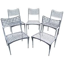 Brown Jordan Patio Furniture Sale Sol Y Luna Patio Chairs By Dan Johnson For Sale At 1stdibs