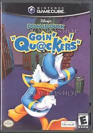 amazon donald duck goin u0027 quackers video games