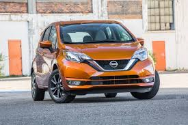 nissan versa reviews 2016 2018 nissan versa note pricing for sale edmunds