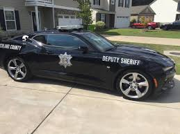 police camaro sheriff lott uses superfast cars to build community relationships