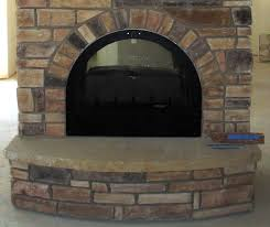 fireplace conversions of gas to wood u2013 fireplaces