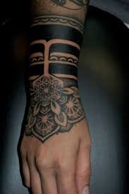 39 awesome tribal wrist designs