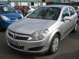 used vauxhall astra 2008 for sale motors co uk