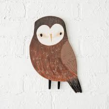 Owl Wall Decor by Owl Nursery Decor The Land Of Nod