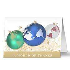 personalized globe ornament business cards gifts