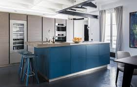 kitchen cabinets interior 20 trendy blue kitchen sets in interior design home interior