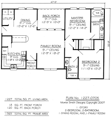 Two Bedroom Floor Plans Download 2 Bedroom Home Plans Home Intercine