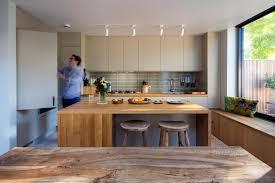 kitchen of the week an architect u0027s labor of love kitchen art