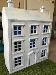 revamping an old doll house u2013 rhian gregory