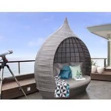 Pagoda Outdoor Furniture - bora bora daybed ivory titanium the outdoor furniture