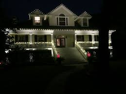 How To Install Outdoor Lighting by Christmas Light Installation Houston