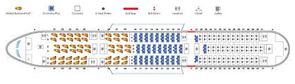 seat map united airlines releases boeing 787 9 dreamliner seat map live