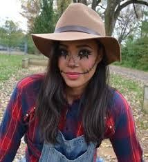 Halloween Scarecrow Costume Scarecrow Face Paint U2026 Pinteres U2026