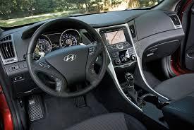 2011 Sonata Interior 2011 Hyundai Sonata Limited Hyundai Midsize Sedan Review