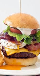 132 best loaded burgers images on pinterest burger recipes food