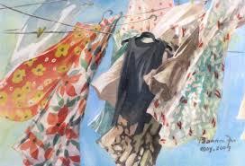 Windart by Watercolor Wind Art By Bannon H Fu