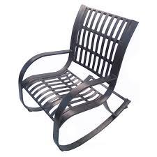High Back Swivel Rocker Patio Chairs Wrought Iron Rocking Chairs Concept Home U0026 Interior Design