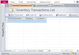 Inventory Management Excel Template Free Free Inventory Management Template For Access