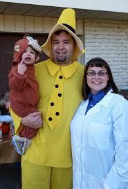 Curious George Costume Halloween Leupold Confidential