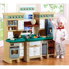 Deluxe Kitchen Play Set by Accessories Beauteous Lifestyle Deluxe Kitchen Set Step Pink 2