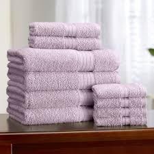 fingerhut alcove fast 10 pc towel set