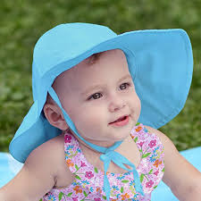 i play baby toddler brim sun protection hat clothing