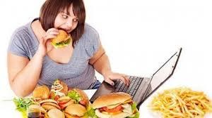 weekend binge eating as bad as regular junk food diet