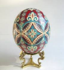 painted ostrich eggs for sale painted ostrich egg shell handmade home decor gift