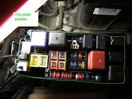 tacoma fuse panel location tacoma gas mileage wiring diagram odicis
