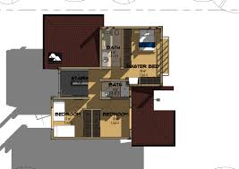 four bedroom house 4 bedroom juja edge house plan david chola architect