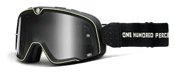 best motocross goggles review 100 barstow classic goggles revzilla