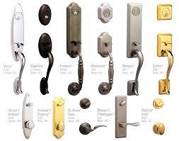 Exterior Door Locksets Front Door Locksets And Handles S S Entry Door Locks Handles Hfer