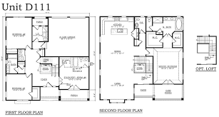 Single Family Floor Plans Waterside New Construction Townhomes For Sale Bensalem Pa