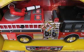 tonka fire rescue truck amazon com tonka motorized fire defense fire truck w lights
