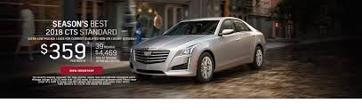 cadillac ats lease specials cadillac special offers