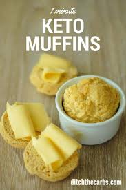 Toaster Muffins 1 Minute Keto Muffins With 5 Variations Sweet And Savoury Keto