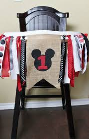 Bag High Chair Best 25 Mickey Mouse High Chair Ideas On Pinterest Mickey Party
