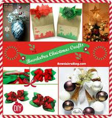 bowdabra christmas crafts feature friday bowdabra blog