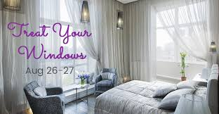 Window Treatment Sales - treat your windows sales event