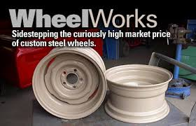Wide Rims For Chevy Trucks Widening Steel Wheels Fordmuscle