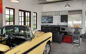Garage Interior Ideas 50 Tips And Ideas For A Successful Man Cave Decor