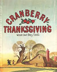 thanksgiving children s book vintage kids books my kid cranberry thanksgiving