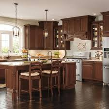 home depot custom kitchen cabinets cost thomasville classic custom kitchen cabinets shown in classic style hdinstslsa the home depot