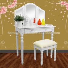 Dressing Table Shabby Chic by Shabby Chic Vanity Dressing Table Set Rotating Mirror Makeup Table