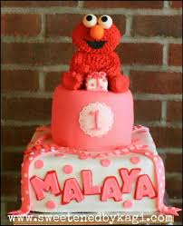 elmo cake and cookies for ethan u0027s 1st birthday description from