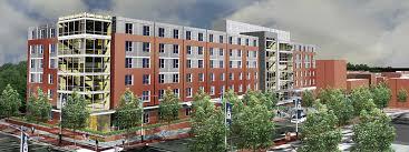 Howard University Dorm Rooms - clark begins construction on two howard university residence halls