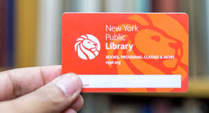 photo card get a library card at nypl the new york library