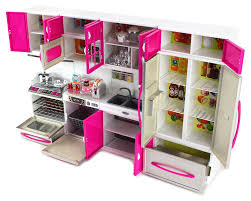 modern toy kitchen amazon com my modern kitchen full deluxe kit battery operated toy